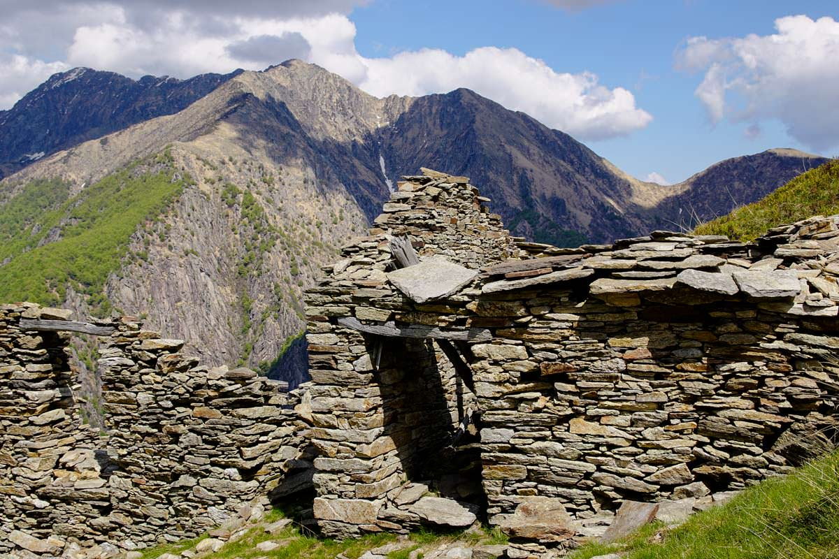 Alpe del Braco im Val Grande