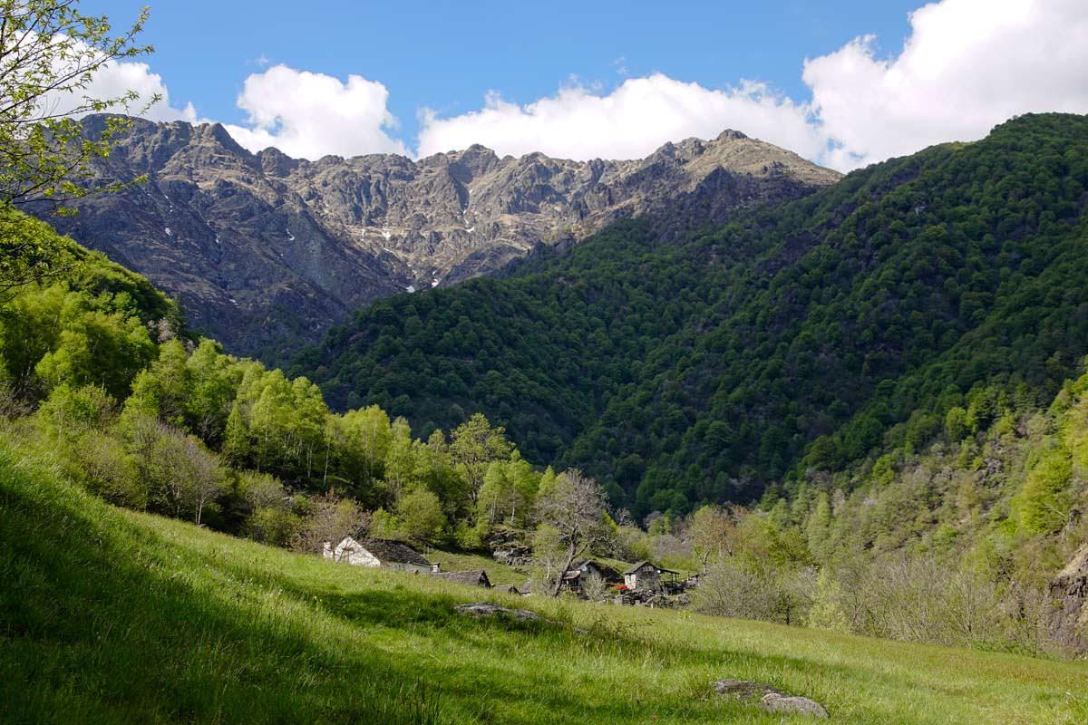 Pogallo im Val Grande