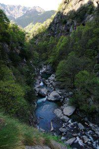 Der Rio Pogallo im Val Grande