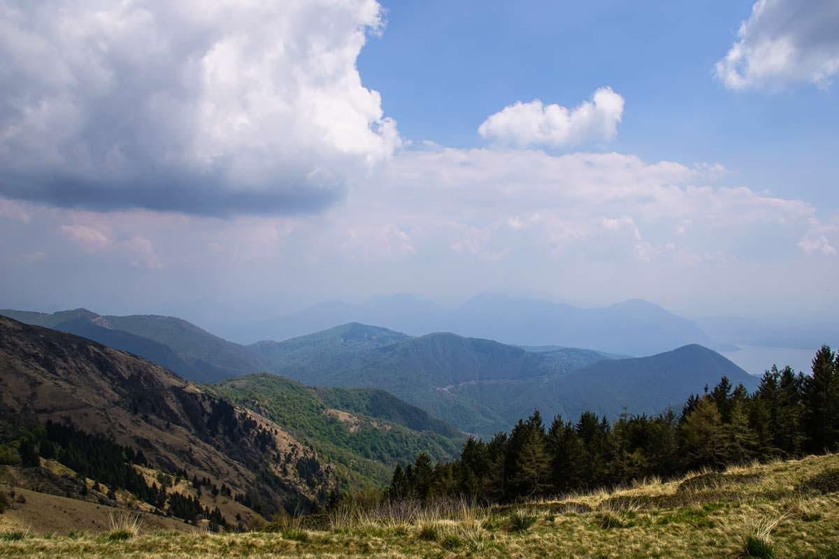 Abstieg zur Capella Fina im Val Grande