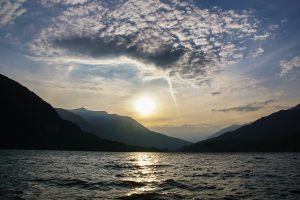 Abendstimmung am Lago di Mergozzo