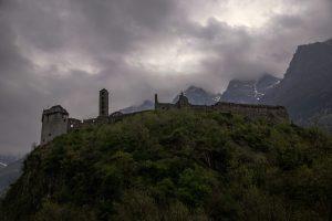 Burgruine (Castello di Mesocco)