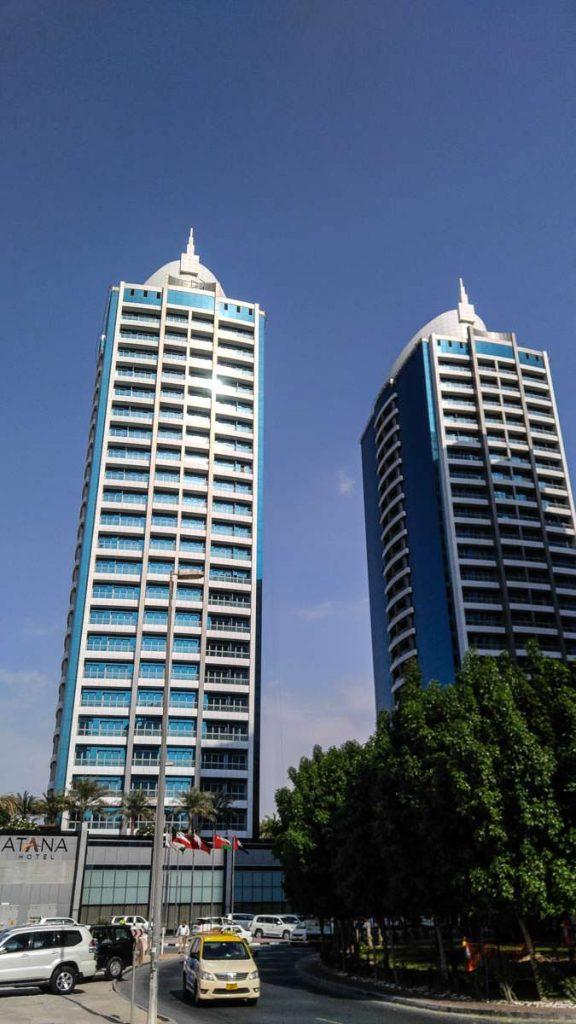 Atana Hotel in Dubai