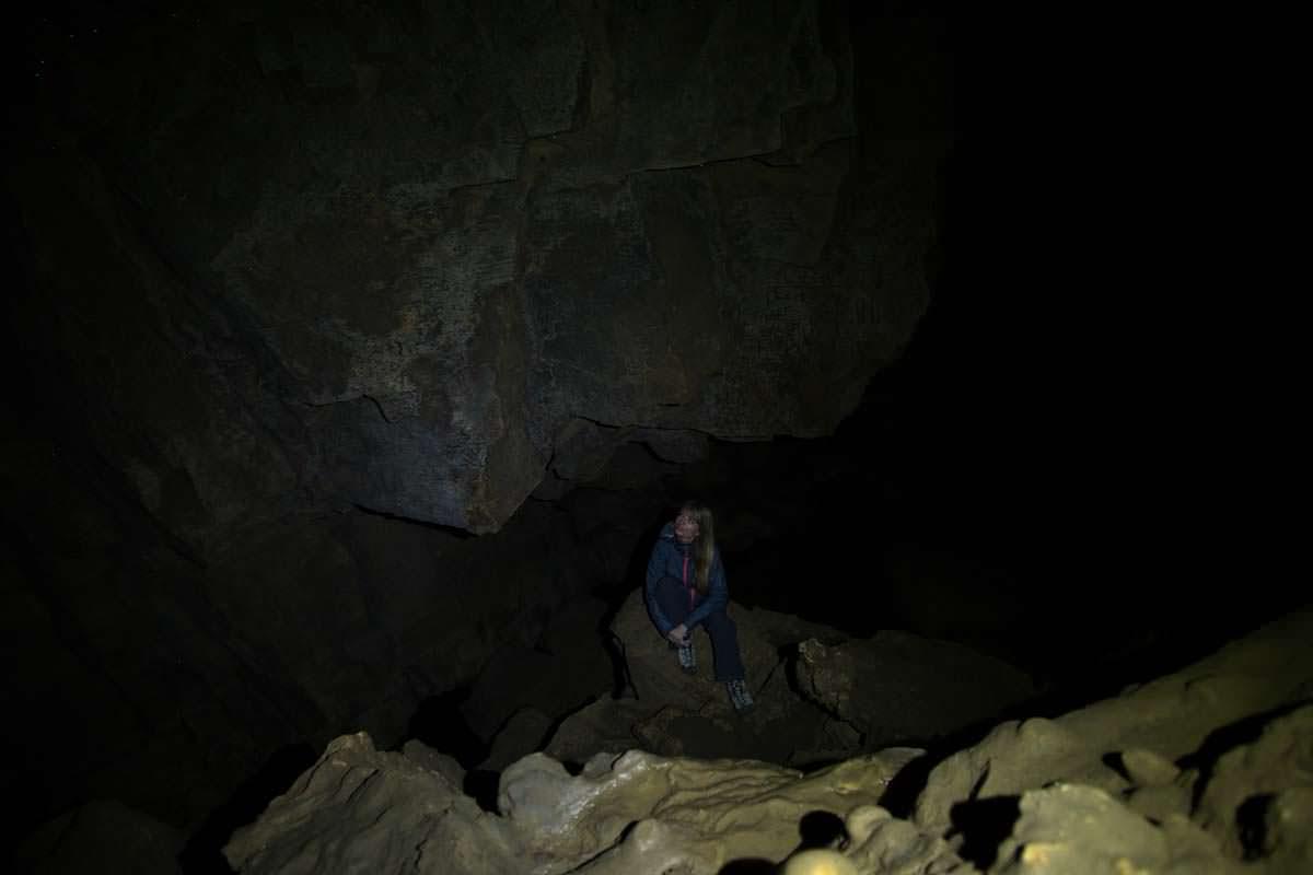 Waipu Cave in Neuseeland