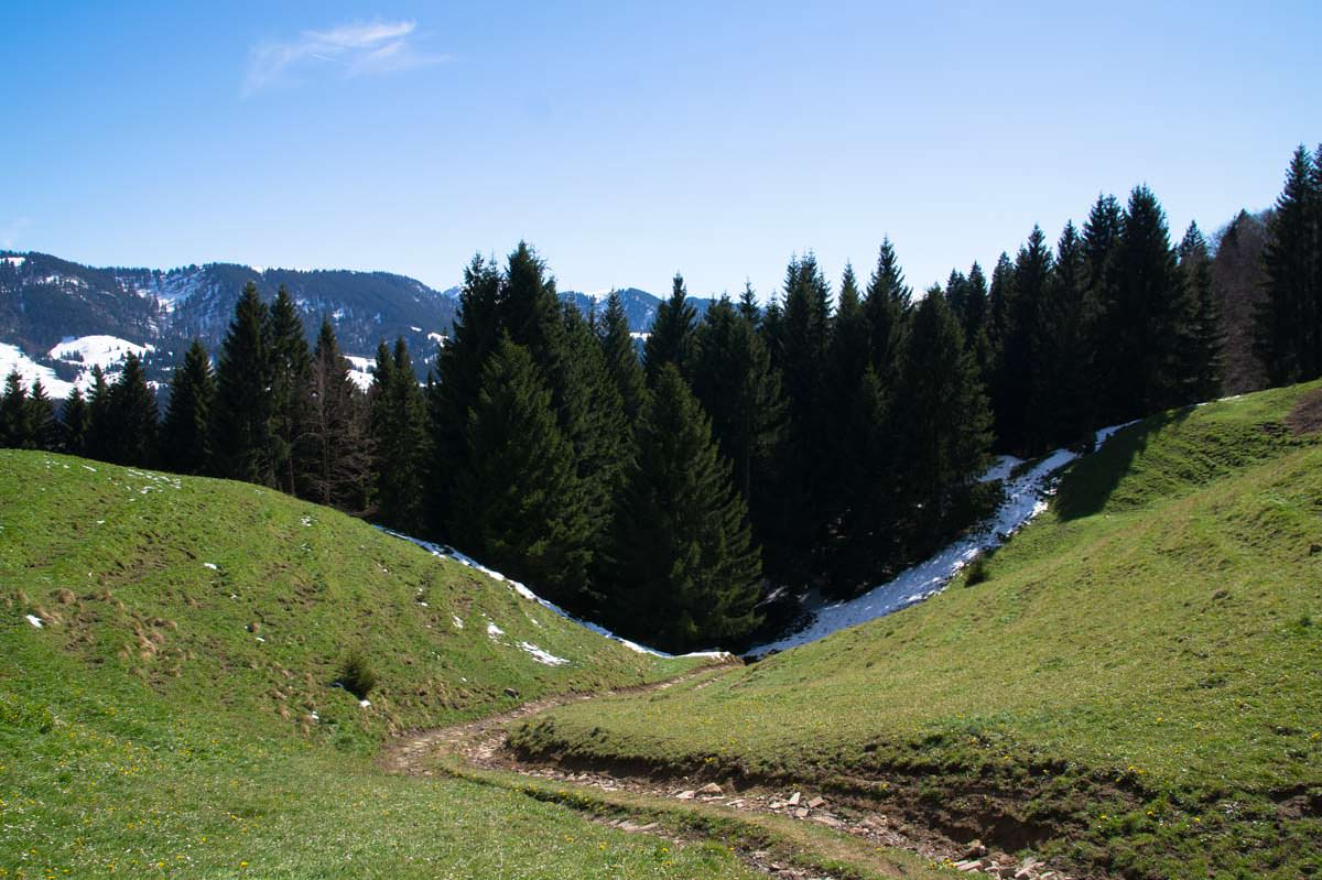 Eggersalpe am Alpsee