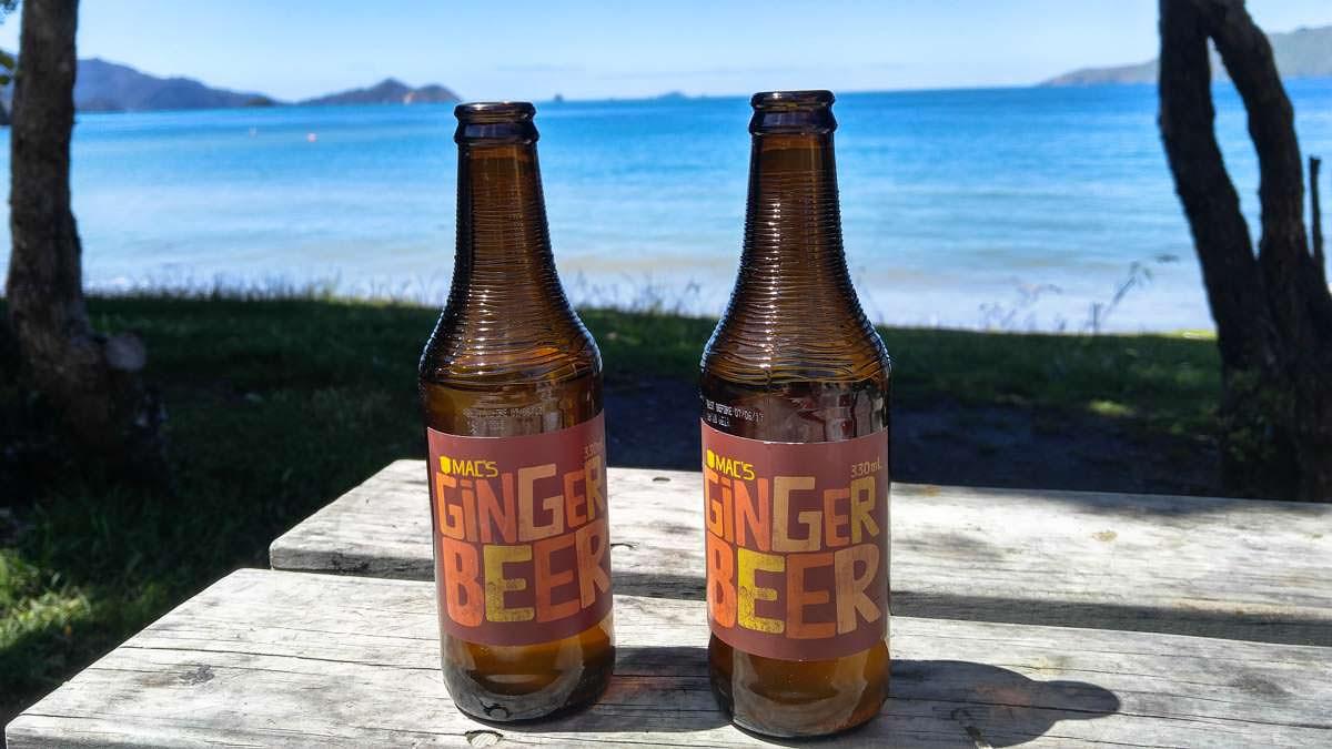 Ginger Beer aus Neuseeland