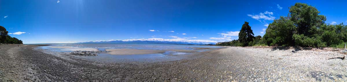 McKee Memorial Scenic Reserve in Neuseeland