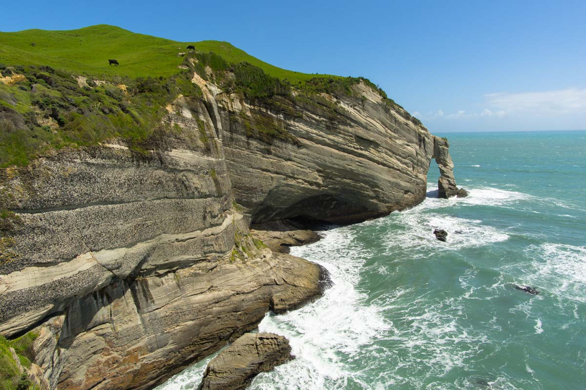 Cape Farewell in Neuseeland