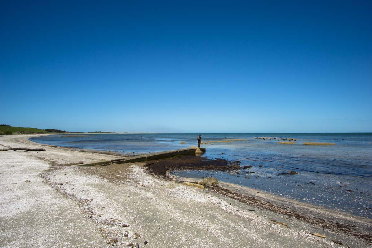 Strand am Puponga Point
