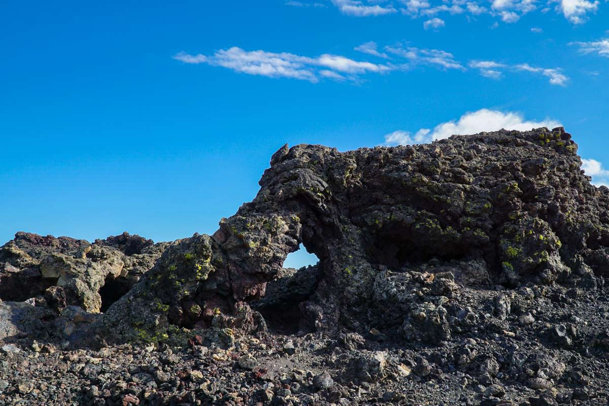 Craters of the Moon NM