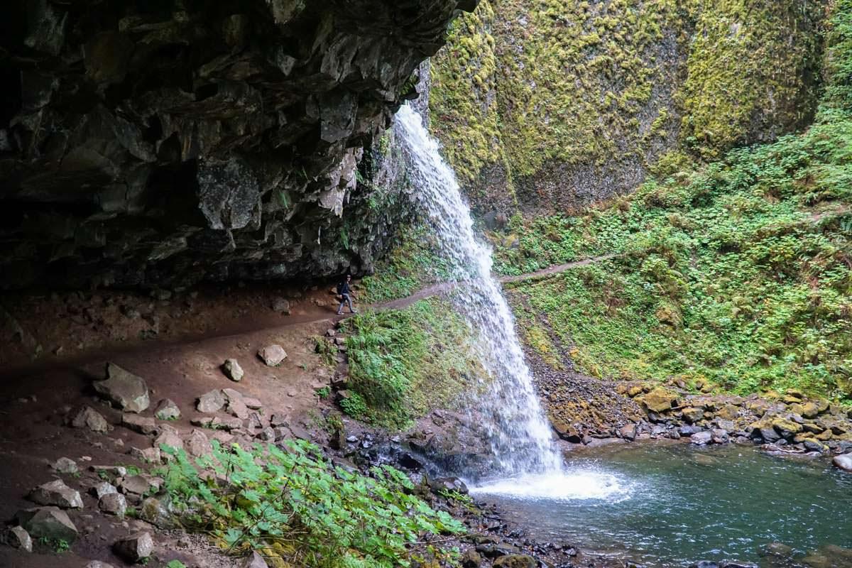 Ponytail Falls (Washington)