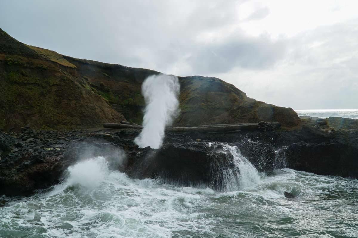 Spouting Horn (Oregon Coast)