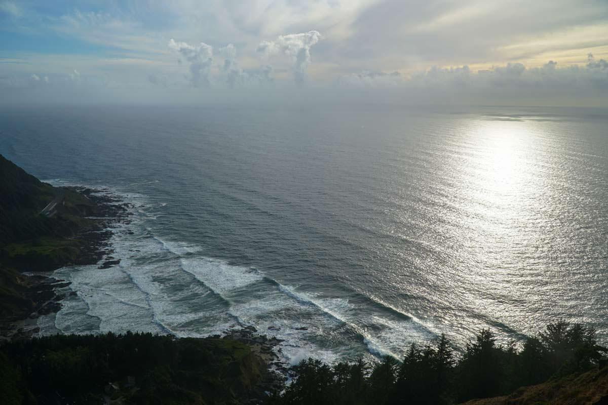 Cape Perpetua Viewpoint (Oregon Coast)