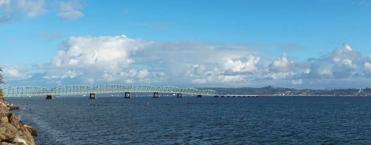 Astoria-Megler Bridge (Oregon Coast)