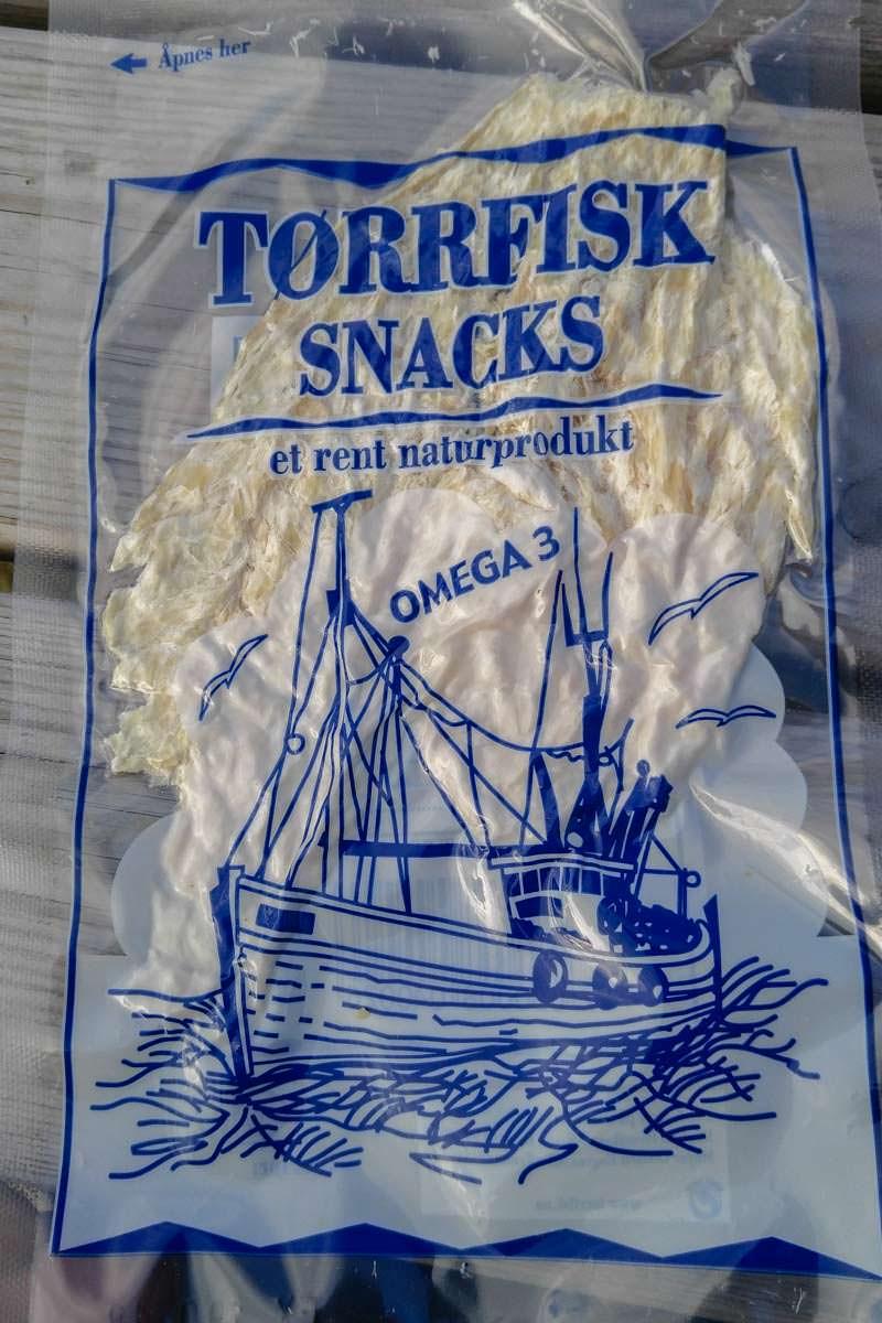Trockenfisch (Torrfisk), Norwegen