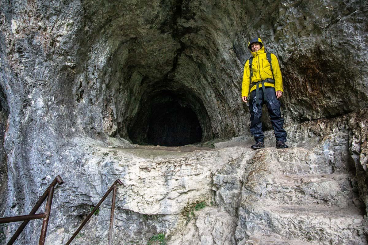 Schatzhöhle im Nationalpark Plitivcer Seen
