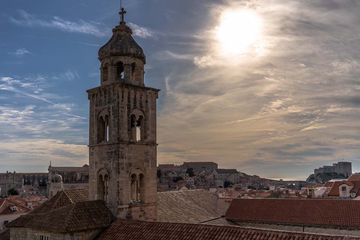 Kathedrale in Dubrovnik (Kroatien)