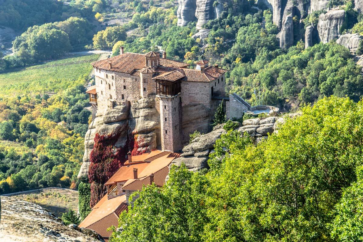 Kloster von Meteora (Kalambaka, Griechenland)