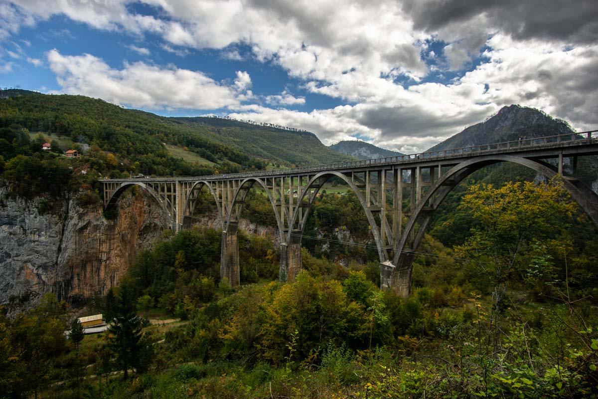 Tara Brücke (Montenegro)