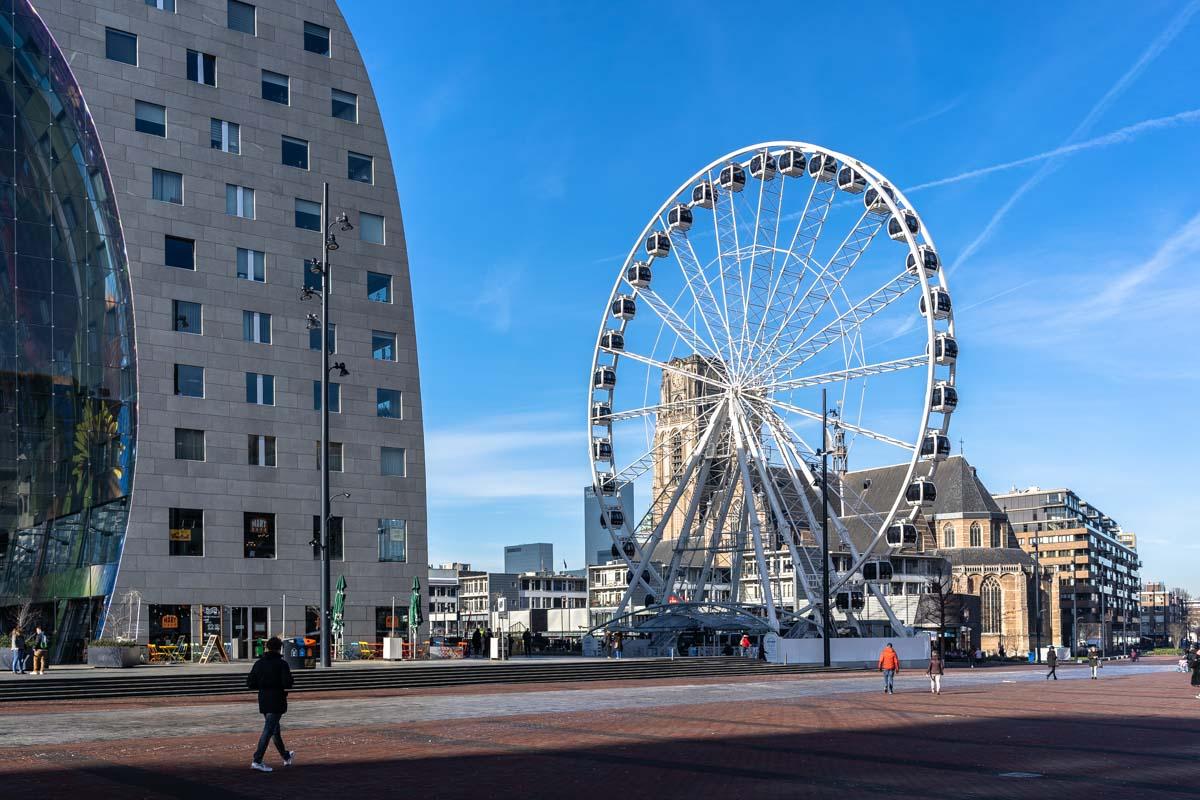 De Giant Wheel (Rotterdam)