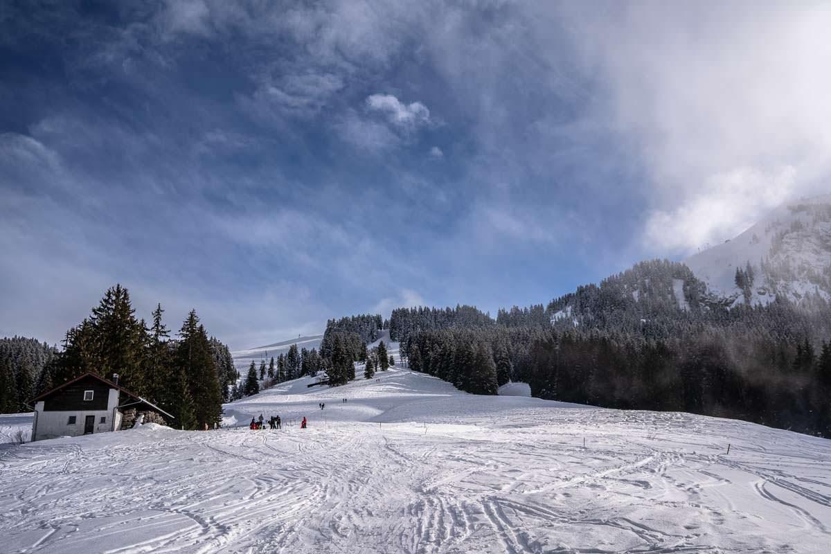 Skigebiet Grüntenlifte