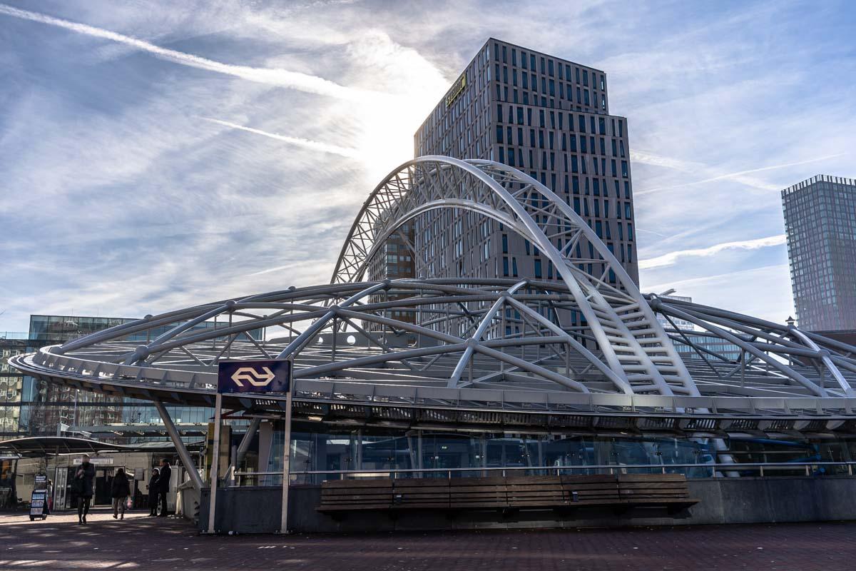 Metrostation Blaak (Rotterdam)