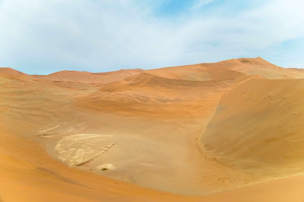 Dünen der Sossuvlei