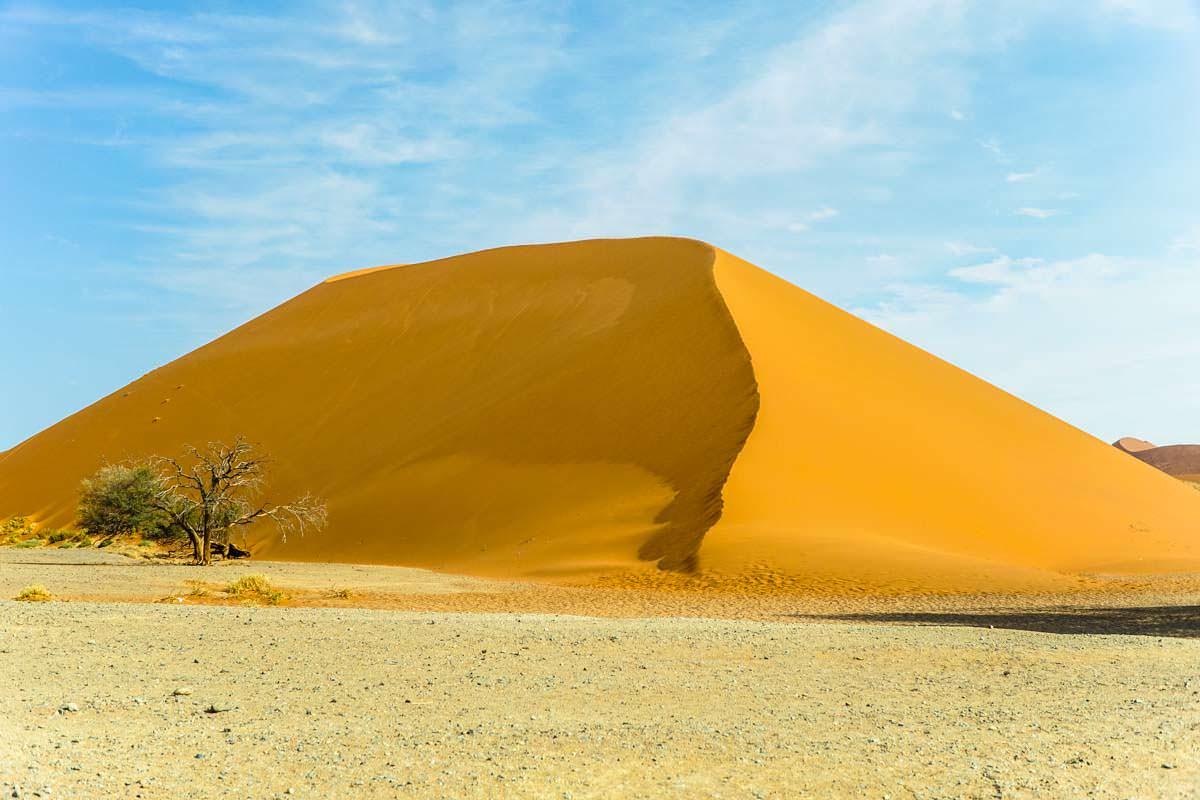 Dune 45 in der Sossuvlei