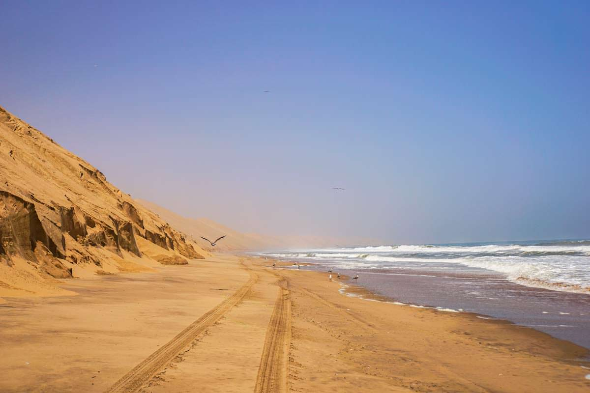 Sandwich Harbour 4x4 Tour (Namibia)