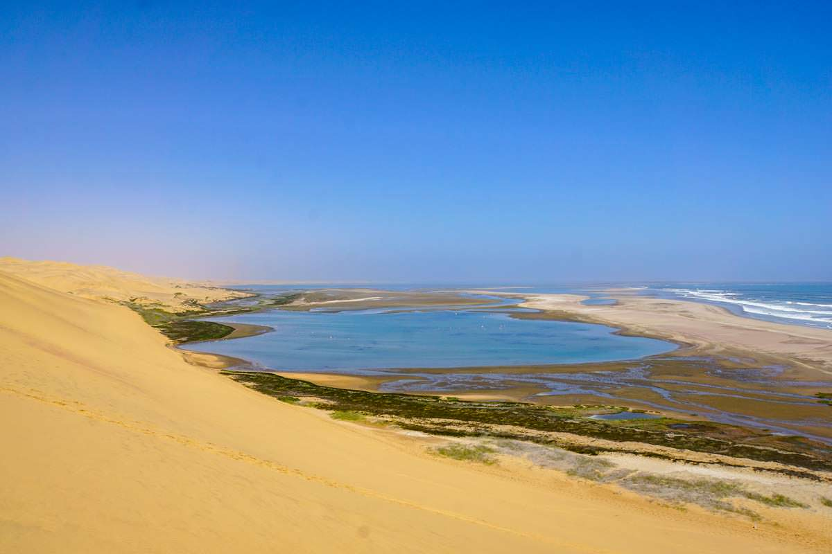 Sandwich Harbour (Walvis Bay, Namibia)