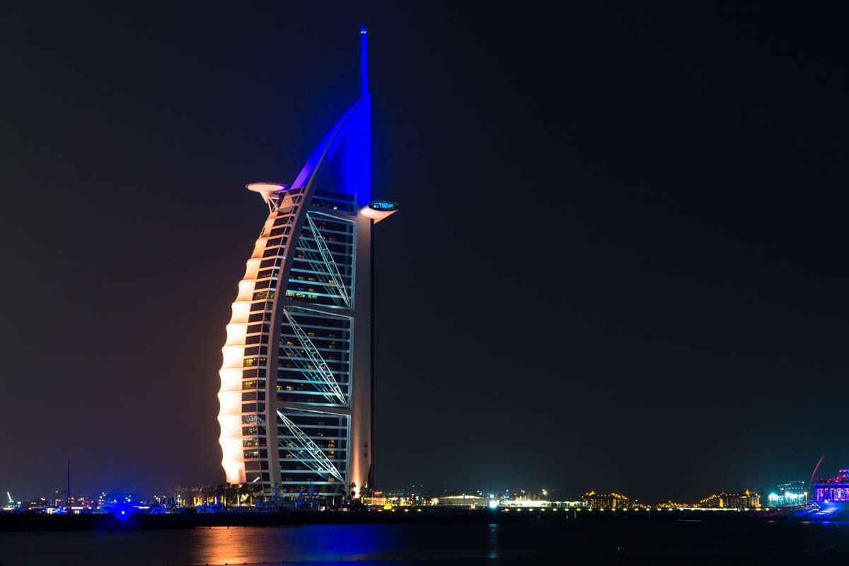 Das Burj al Arab: unsere Tipps für 3 Tage in Dubai