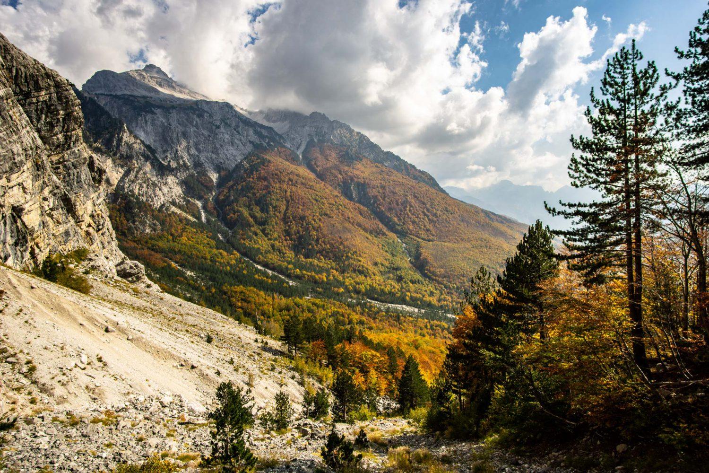 Unsere schönsten Fotos aus dem Albanien Urlaub: Die Albanischen Alpen