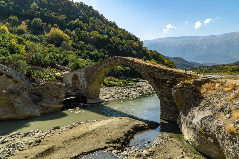 Benje Thermalquellen (Albanien)