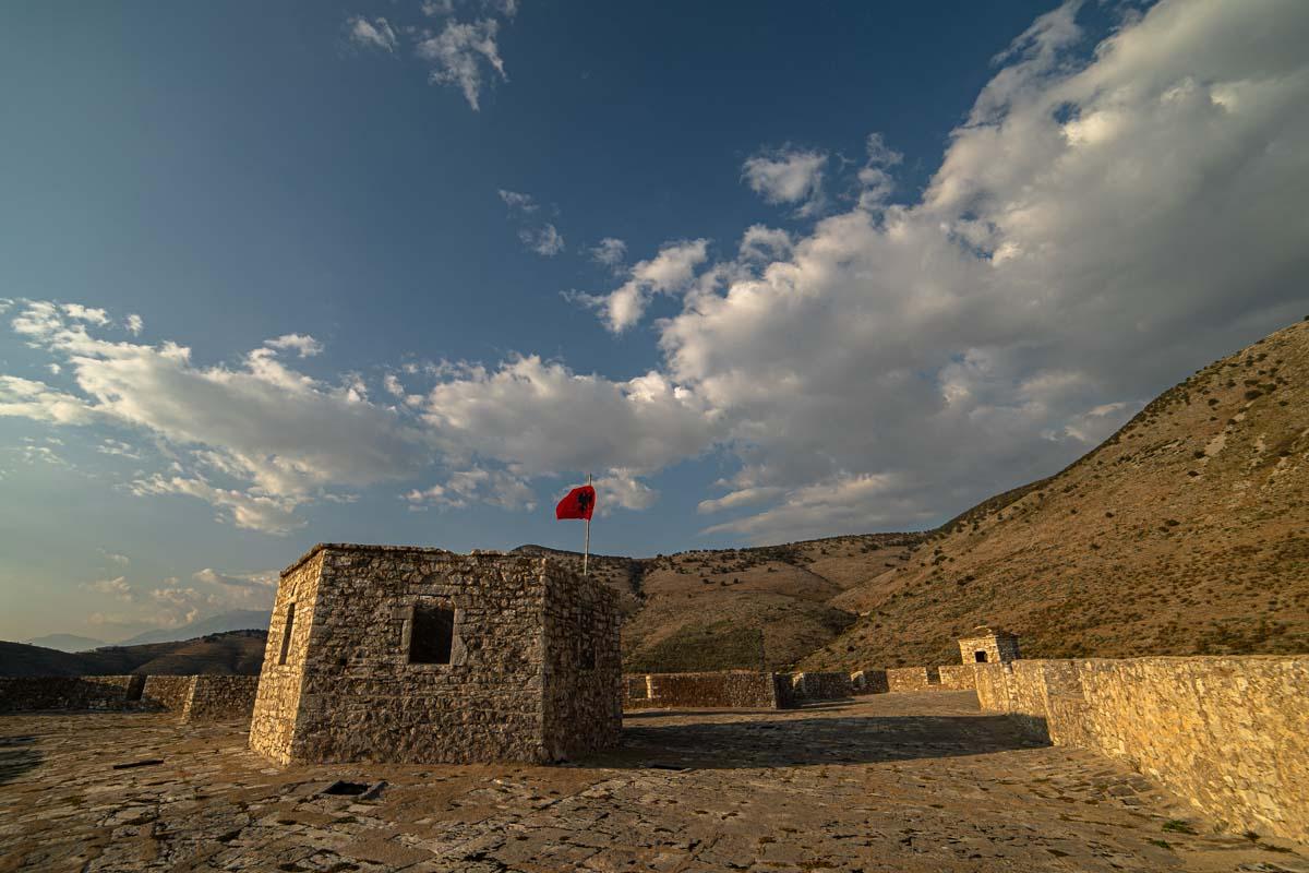 Festung von Porto Palermo (Albanien)