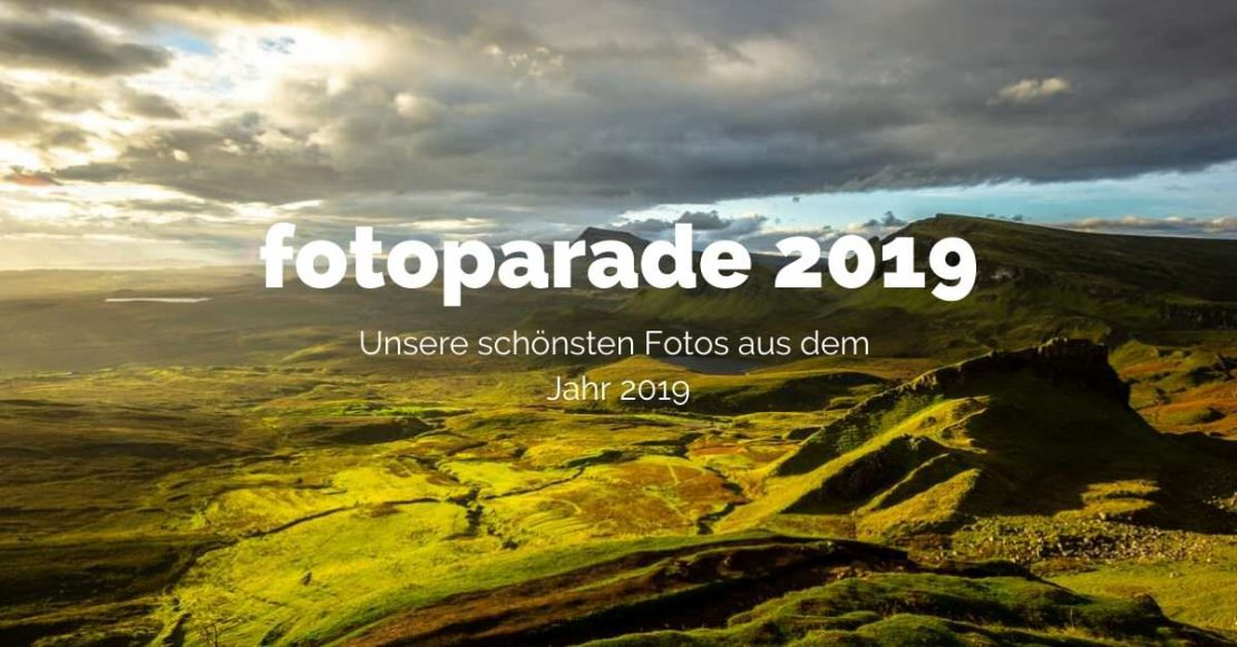 Fotoparade 2019