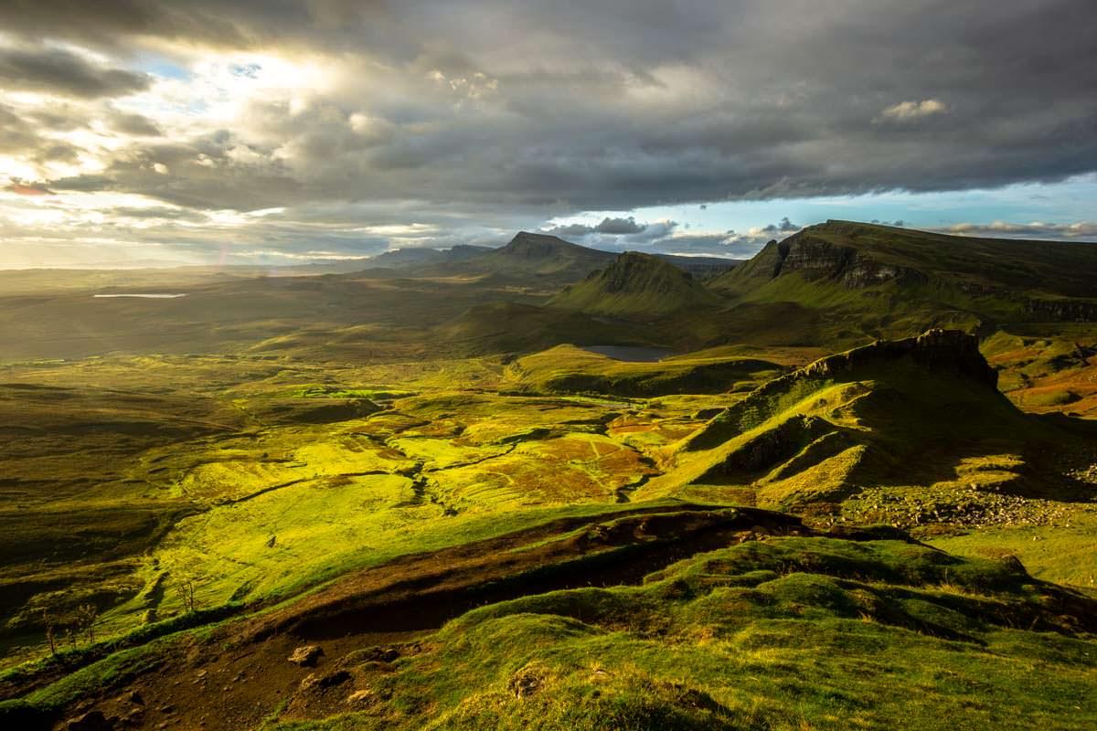 Quiraing (Isle of Skye)