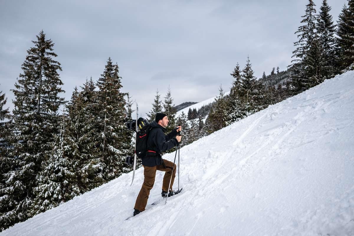 Schneeschuhwanderungen im Allgäu (hier: Sonnenkopf)