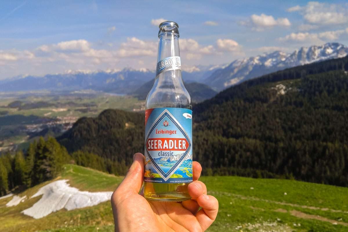 Die Kappeler Alp bietet sich für eine Pause an