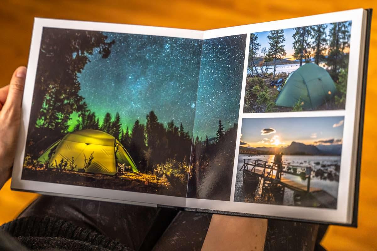 Unser Erfahrungsbericht zum Fotobuch Professional Line von Saal Digital