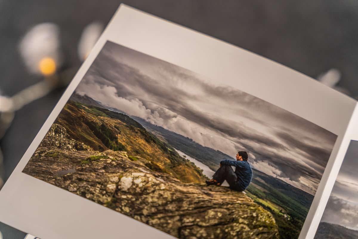 Test vom Fotobuch Professional Line von Saal Digital