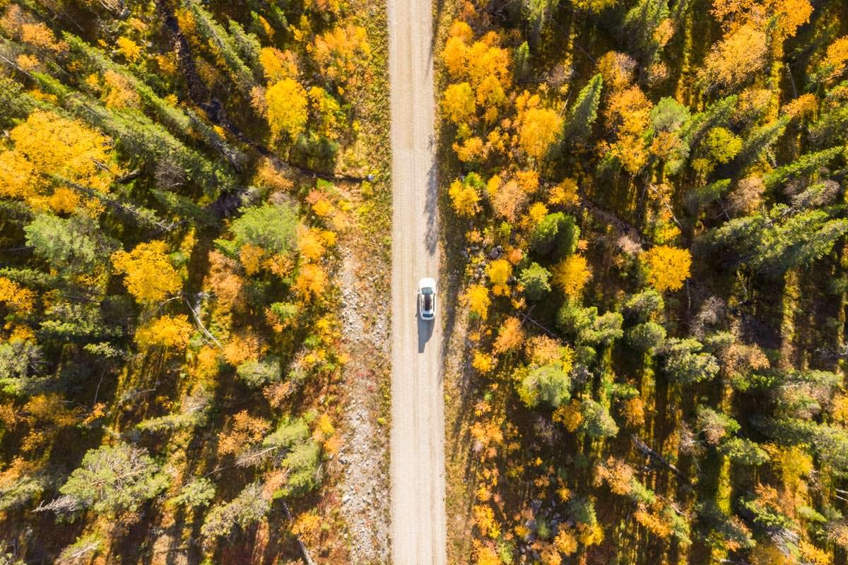 Reiseplanung und Vorbereitung für Lappland in Schweden